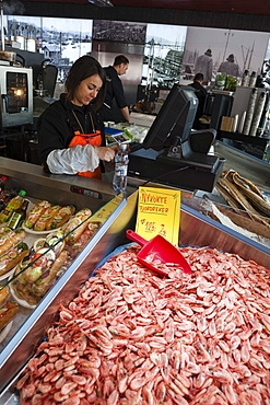 Fish Market, Bergen, Norway, Scandinavia, Europe
