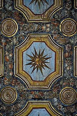 Particular of San Francesco church, Sant'Agata de' Goti, Campania, Italy