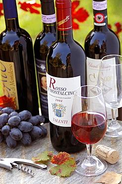 Rosso di Montalcino, Tuscany, Italy