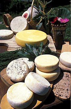 Cheese, Italy