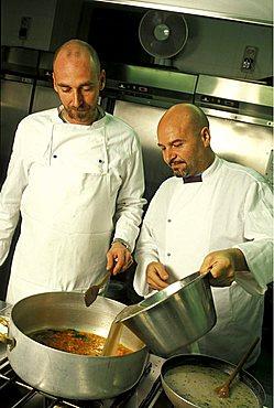 Chef, Turin, Piedmont, Italy