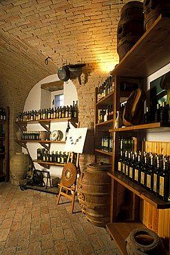 Antico Frantoio Trampolini, Perugia, Umbria, Italy.