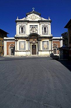 Santo Stefano dei Cavalieri church, Pisa, Tuscany, Italy