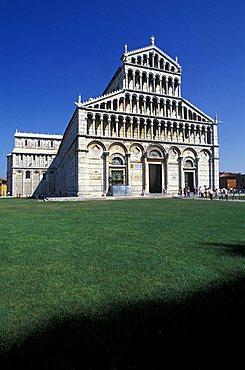 Cathedral, Pisa, Tuscany, Italy