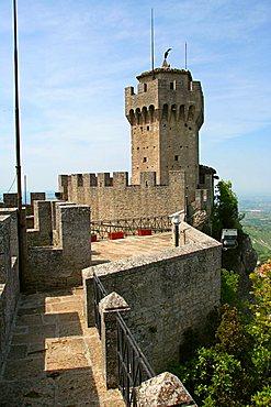 Cesta tower, San Marino, San Marino Republic