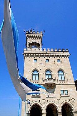 Palazzo Pubblico, San Marino, San Marino Republic