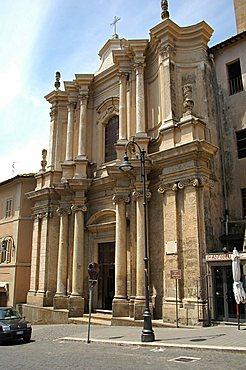 Suffragio church, Tarquinia, Lazio, Italy