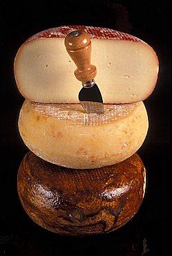 Tuscan Pecorino cheese, Italy
