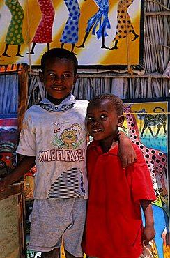 Children, Zanzibar, Tanzania, East Africa, Africa