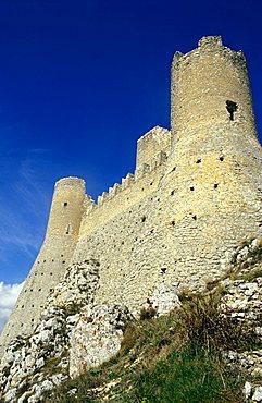 Rocca Calascio,  Abruzzo, Italy, Italy