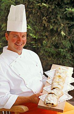 Chef, Hotel Mirabell, Valdaora, Val Pusteria, Trentino Alto Adige, Italy