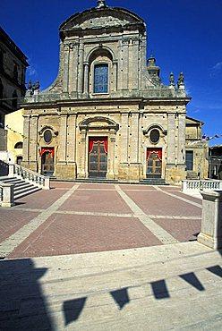 Santa Maria del Monte church, Caltagirone, Sicily, Italy