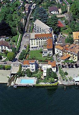 Foreshortening, Moltrasio, Como lake, Lombardy, Italy