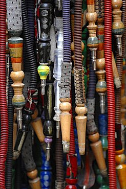 Handicrafts, Hammamet, Tunisia, North Africa, Africa