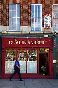 Storefront, Dublin, Ireland, Republic of Europe