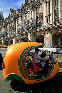 Cocotaxi, Havana, Cuba, West Indies, Central America