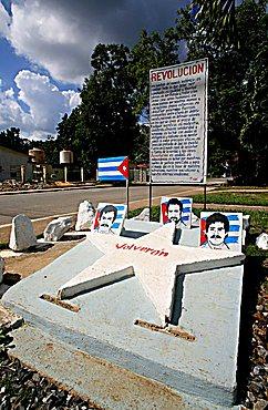 Heroes Monument, Vi, Vinales, Cuba, West Indies, Central America