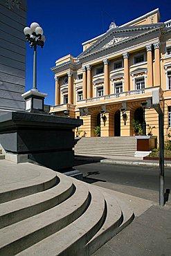 Government Palace, Santiago de Cuba, Cuba, West Indies, Central America