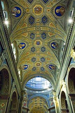Santa Maria Assunta cathedral, Carpi, Emilia Romagna, Italy