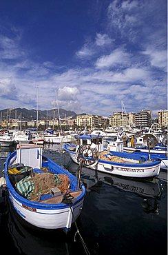 Port, Salerno, Campania, Italy