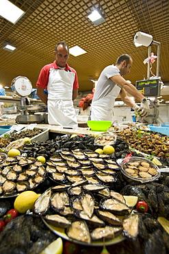 Mercato San Benedetto, Cagliari, Sardinia, Italy