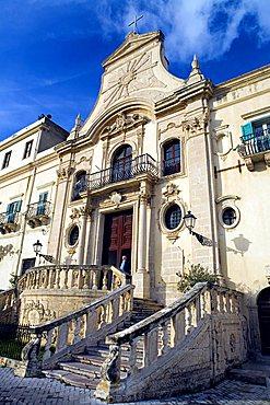 San Francesco di Paola Shrine, Milazzo, Sicily, Italy