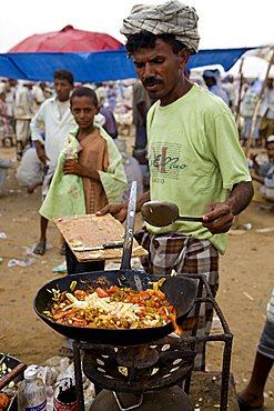 Market, Al Muarras, Yemen, Middle East