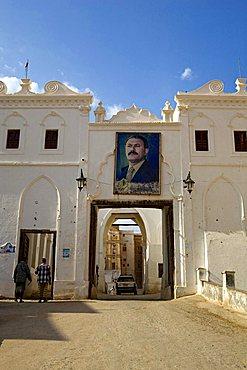 Old city, Shibam, Yemen, Middle East