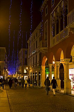 Corso Andrea Palladio, Vicenza, Veneto, Italy