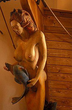 Museum of sea, Ischia, Campania, Italy.