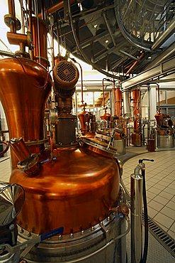 Marzadro Distillery, Villalagarina, Trentino, Italy