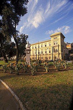 Villa Comunale, Naples, Campania, Italy
