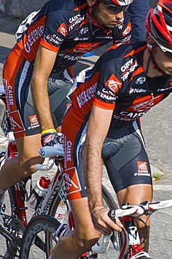 Italy bike competition, Alzano lombardo, Lombardy, Italy