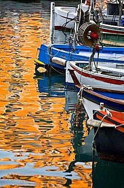 Boats, Camogli, Ligury, Italy