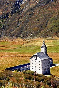 hospice Stockalper, near Simplon Pass, Switzerlad