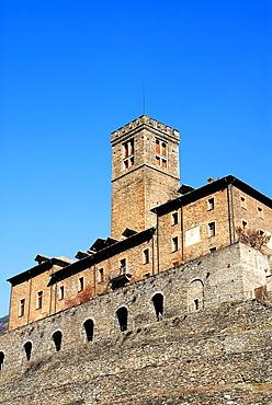 Saint Pierre Castle, Saint Pierre, Aosta province, Aosta Valley
