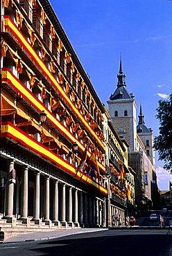 Plaza de Zocover, Toledo, Spain, Europe