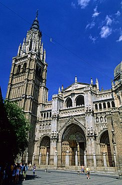 Cathedral, Toledo, Spain, Europe