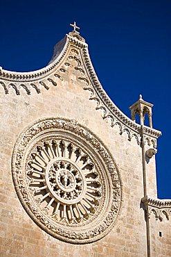 Cathedral, Ostuni, Puglia, Italy
