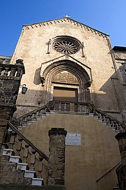 San Domenico church, Taranto, Puglia, Italy