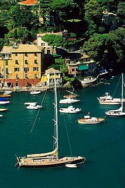 Harbour, Portofino, Ligury, Italy