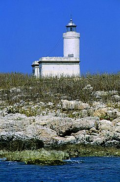 Lighthouse, Formiche di Grosseto, Tuscany, Italy