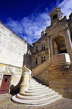 Hotel de la Ville, La Rochelle, France, Europe