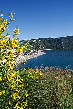 Citara beach, Forio d'Ischia, Ischia Island, Campania, Italy