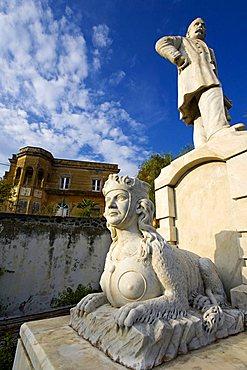 Leni village, Salina Island, Messina, Italy, Europe