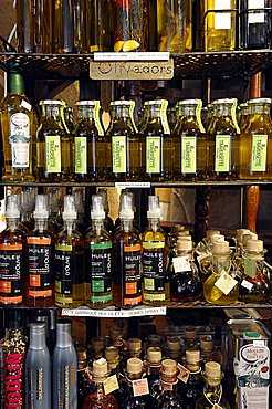 France, Provence, Salon de Provence, typical products, olive oil