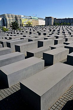 Holocaust Memorial, Berlin, Germany, Europe