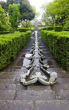 Catena fountain, Villa Lante, Bagnaia, Lazio, Italy