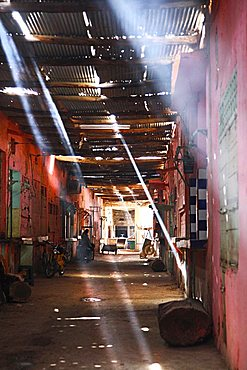 Souk, Erfoud, Morocco, North Africa