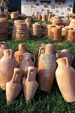 Amphora, Greve in Chianti, Tuscany, Italy
